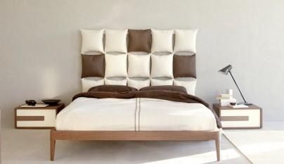 respaldo cama cojines 2