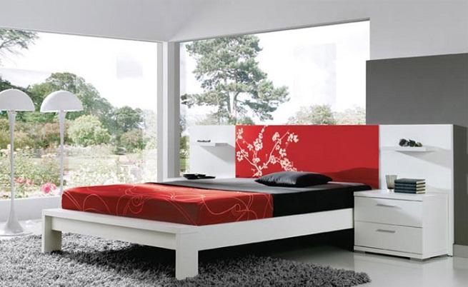 Dormitorios modernos  Puedes encontrar camas individuales, de