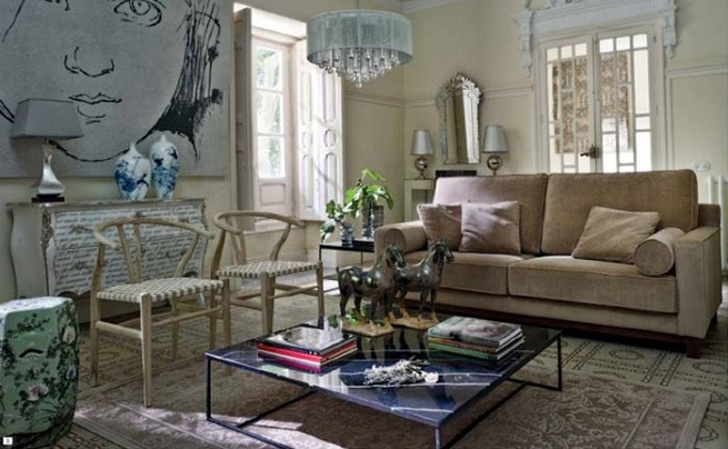 Cat logo de muebles el corte ingl s 2012 - Muebles de salon modernos el corte ingles ...