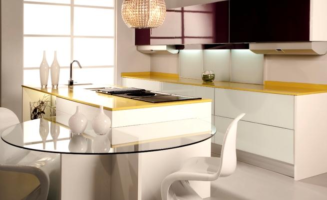 Siempre guapa con norma cano ideas para decorar cocinas for Cocinas americanas minimalistas