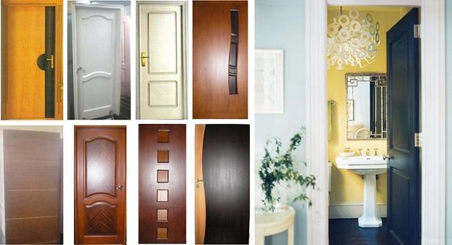 Consejos para pintar las puertas for Como pintar puertas de sapeli