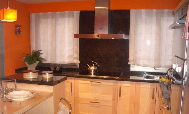 Cortinas para la cocina - Cortina cocina moderna ...