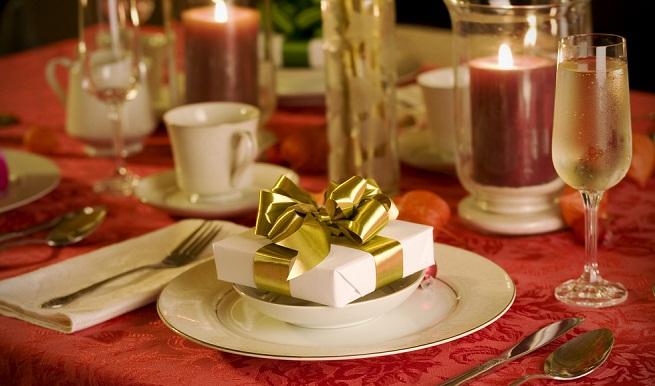 Como preparar una mesa d imagui - Como adornar la mesa en navidad ...