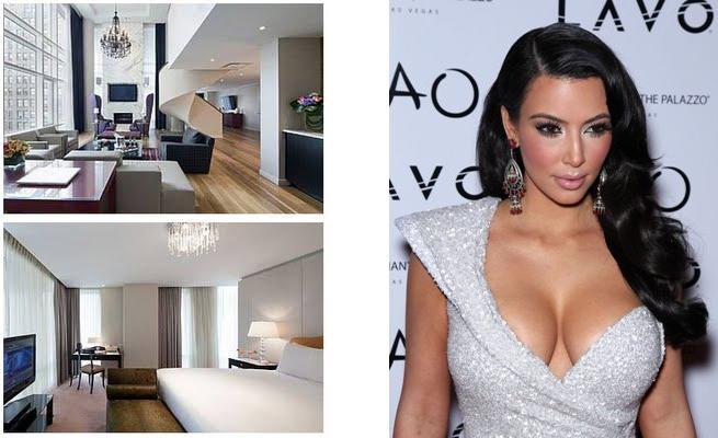 La casa de kim kardashian en nueva york for Decoracion casa kim kardashian