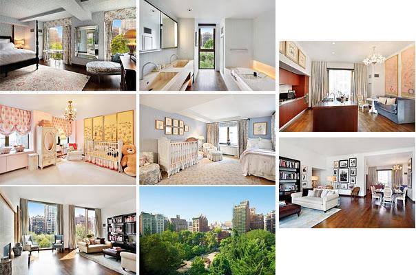 La nueva casa de jennifer aniston en nueva york - Casas en nueva york ...