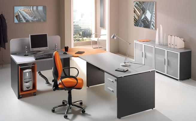 tendencias en muebles de oficina 2012