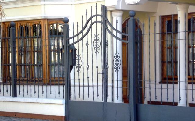 Tipos de rejas para interior y exterior - Rejas exteriores ...