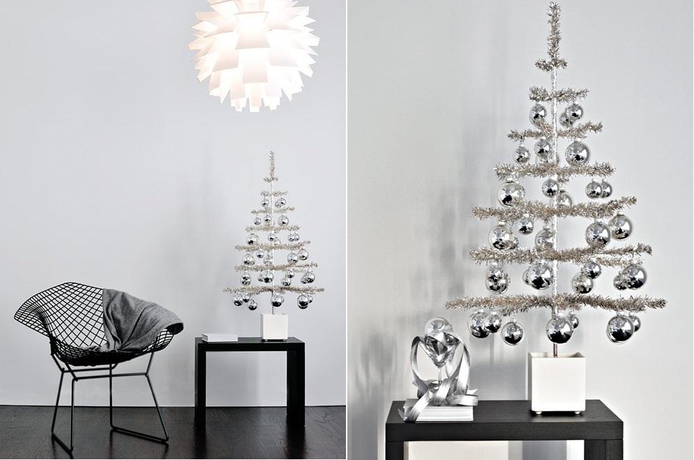 Alternativas decorativas para el rbol de navidad - Originales arboles de navidad ...