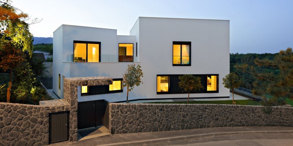 Casa de lujo en zagreb for Vivienda y decoracion online