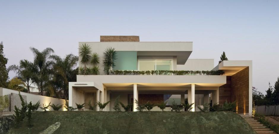 casa sofisticada en brasil