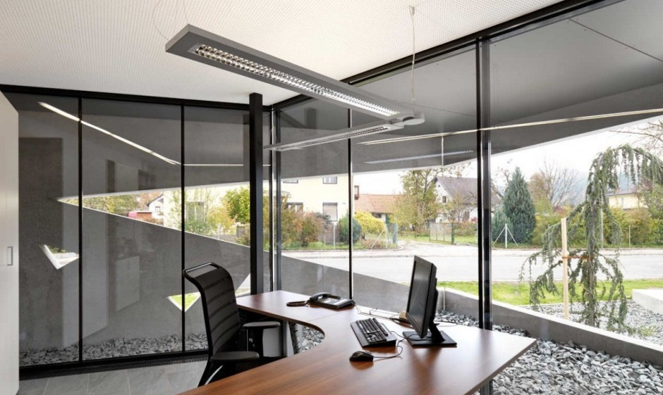 Oficina de dise o en austria for Diseno de oficinas