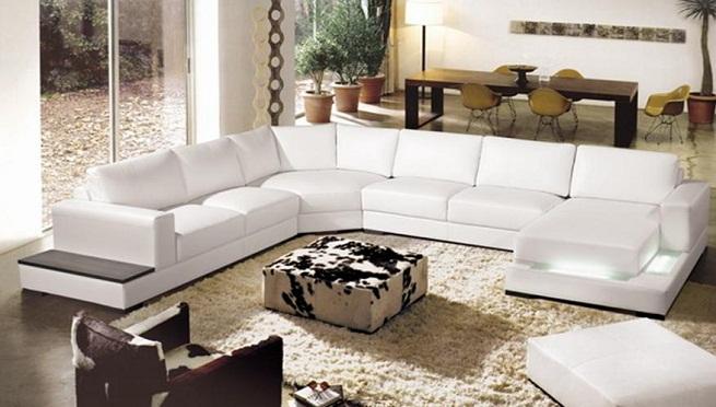 Caracter sticas de los sof s de piel for Sofas esquineros de piel