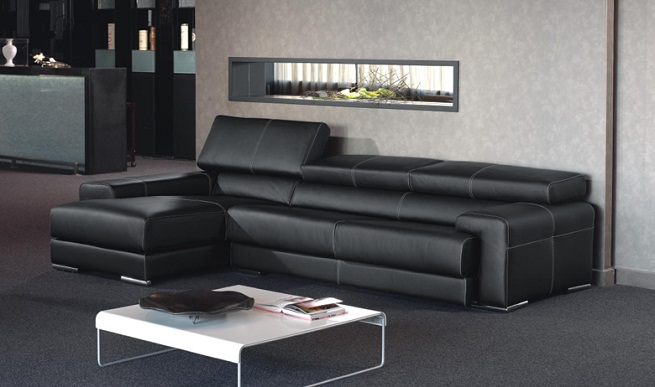 Caracter sticas de los sof s de piel - Sofas modernos de piel ...
