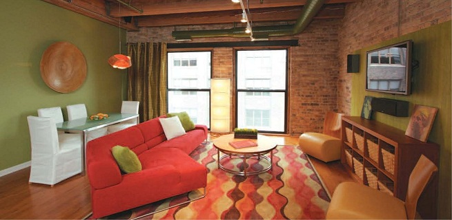 Decorar un loft con estilo vintage for Decorar piso tipo loft