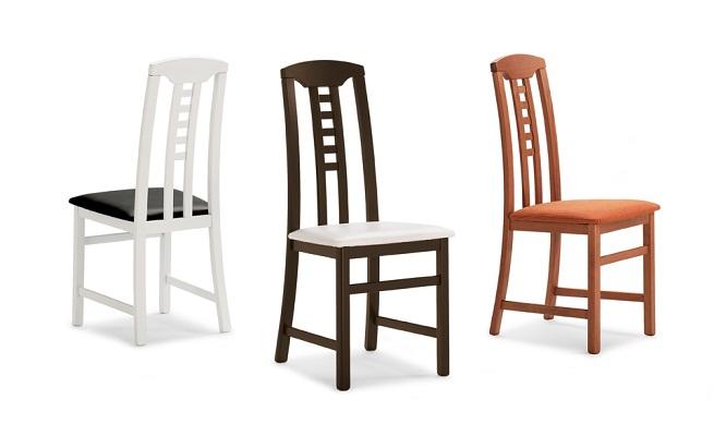 Tipos de sillas para el comedor for Sillas cromadas para comedor