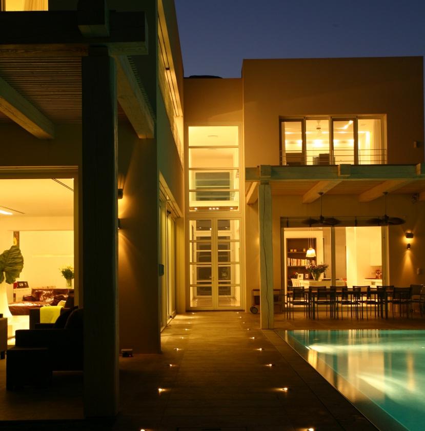 Casa privada con piscina4 for Casa vacacional con piscina privada