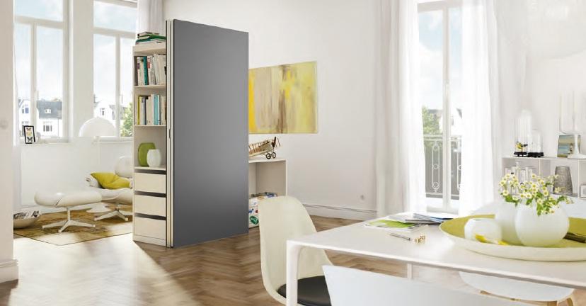 Paneles Multifuncionales Para Dividir Habitaciones
