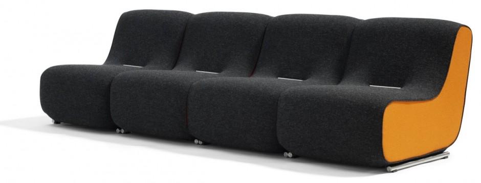 Asientos modulares que sirven de silla o sof - Asientos para sofas ...