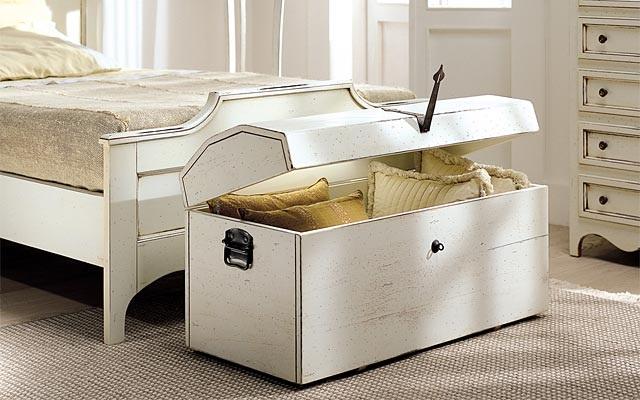 Ba les de madera para tu hogar - Baul para dormitorio ...