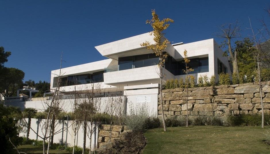 Casa unifamiliar en marbella por a cero for Piani di casa unifamiliari