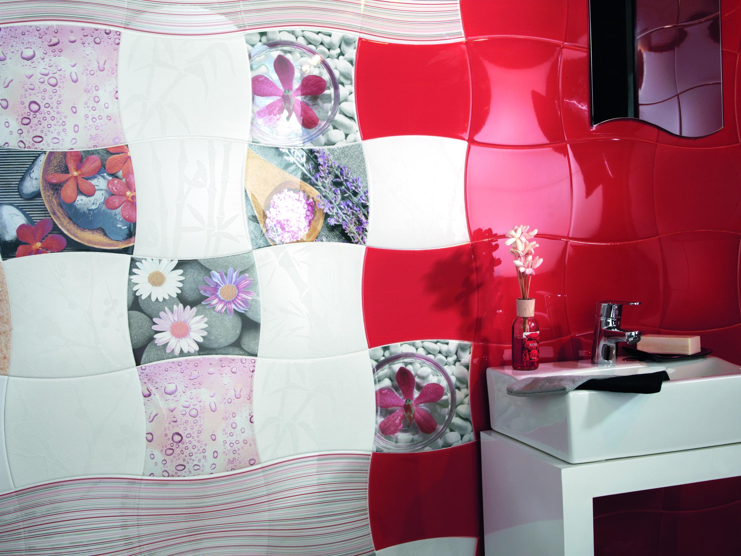Colecciones cer micas para paredes y suelos for Azulejos para paredes dormitorios