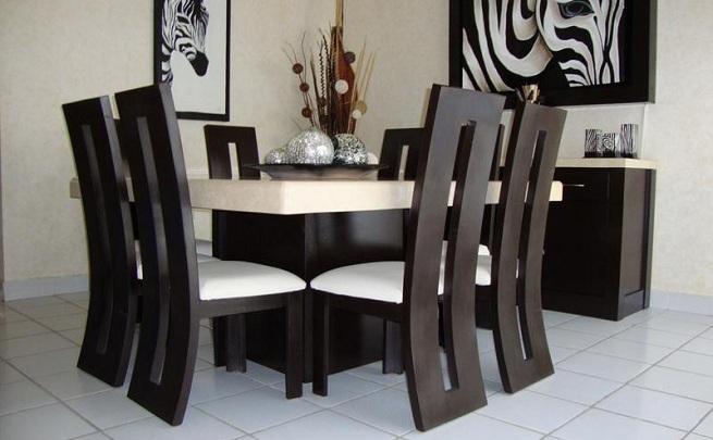 Consejos para decorar comedores elegantes - Comedores decorados modernos ...