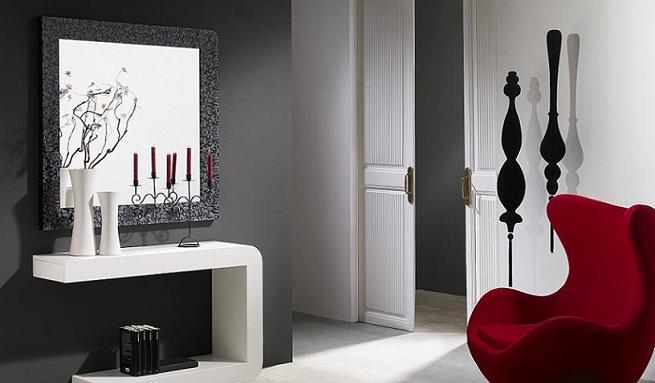 Consejos para decorar un recibidor elegante for Consejos sobre decoracion