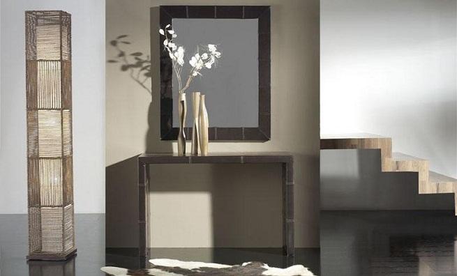 Consejos para decorar un recibidor elegante - Ideas para decorar recibidor ...