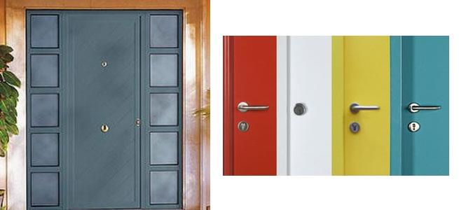 Puertas met licas para tu hogar for Puertas metalicas