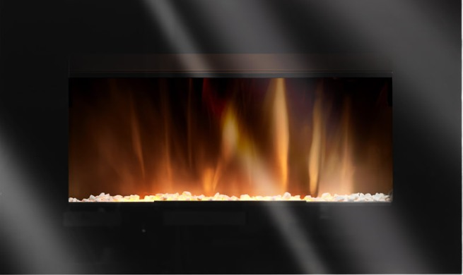 Tipos de estufas el ctricas - Estufas electricas efecto llama ...