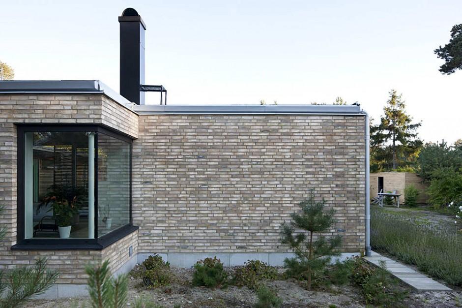 Casa moderna en suecia5 for Casa moderna 5