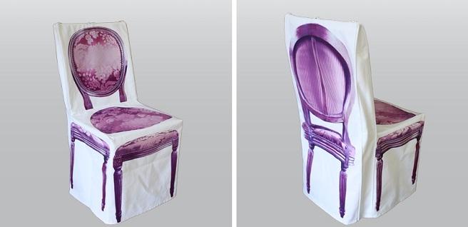 Fundas divertidas para las sillas for Fundas de sillas ikea