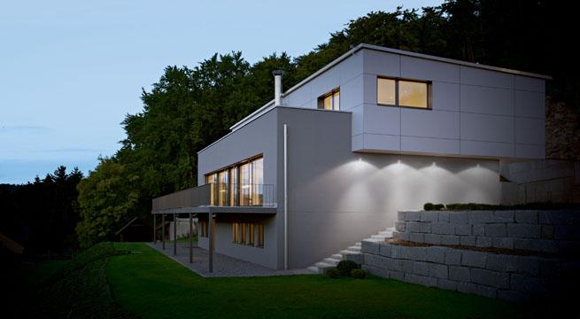 Iluminaci n inteligente para exterior for Focos iluminacion exterior