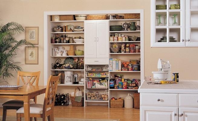 C mo organizar la despensa for Decoracion y organizacion del hogar
