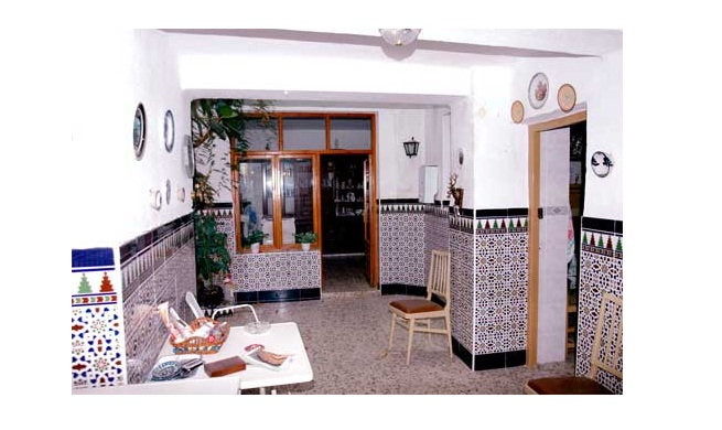 Baños Estilo Andaluz:Decoración estilo andaluz