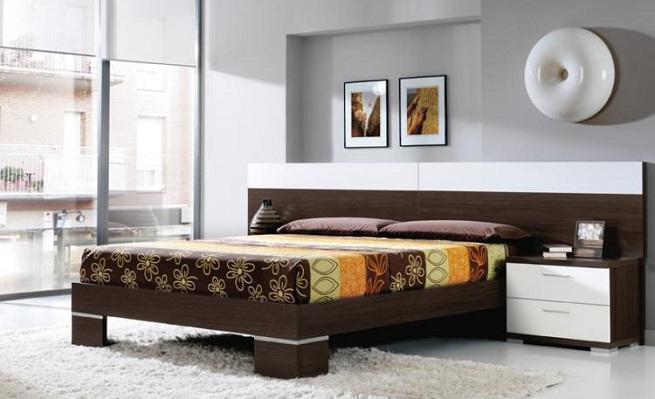 Decorar un dormitorio de color gris for Dormitorio gris