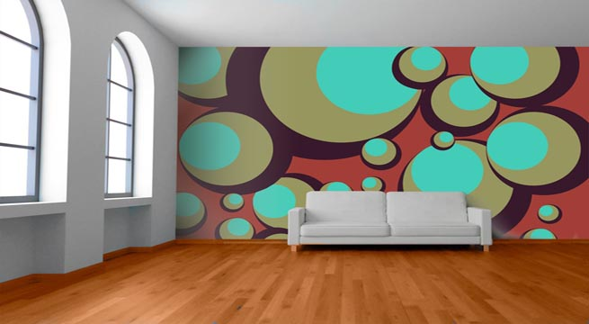 Decorar con murales - Murales fotograficos pared ...