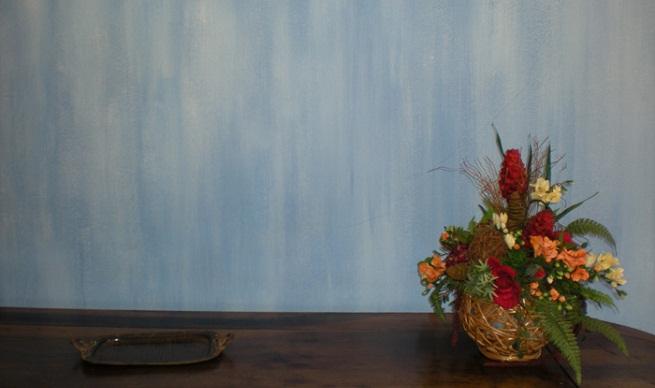 Pintar las paredes con esmalte al agua - Pintar paredes originales ...