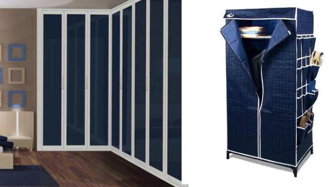 Armarios plegables para tu hogar for Armario plastico ikea