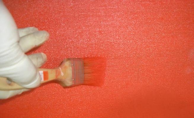 Diferencias entre pintura pl stica y pintura p trea - Tipos de pintura para pared ...