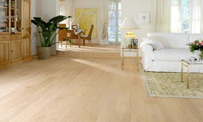 Tipos de tarimas para el suelo del hogar - Tarima madera interior ...