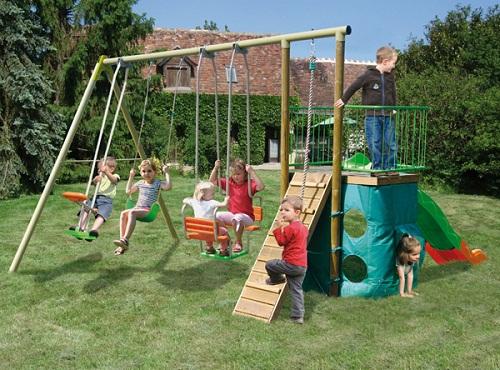 Columpios para jugar y decorar4 - Columpios de terraza ...