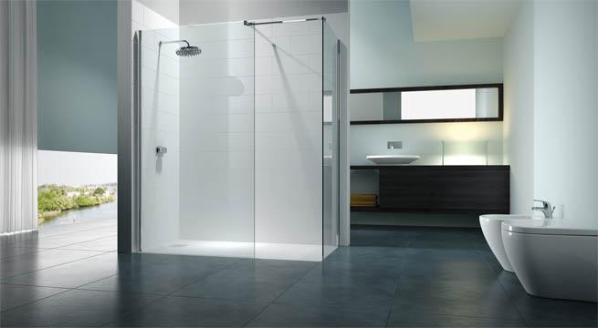 Mamparas de ducha sin perfiles - Perfiles mamparas ducha ...