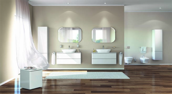Tinas De Baño Ideal Standard:Baños de diseño de Ideal Standard