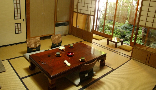Decorar el sal n de estilo japon s for Comedor oriental