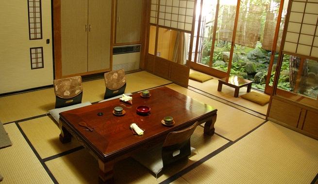 Decorar el sal n de estilo japon s for Jardin estilo japones