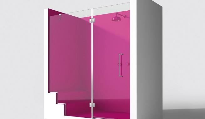 Cortina De Baño O Mampara:Elegir entre mamparas o cortinas para el baño