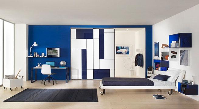 Dise o de interiores exteriores cuartos de hombre for Disenos de cuartos para hombre