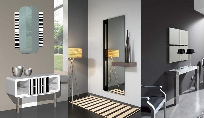Decorar un recibidor de estilo moderno - Decorar un recibidor ...