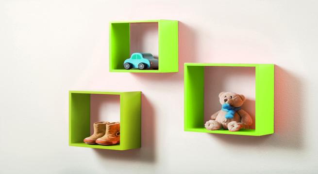 Estanter as para habitaciones juveniles - Estanterias para habitacion infantil ...